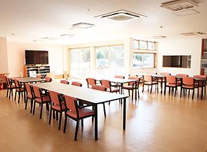 1階居間食堂・談話室